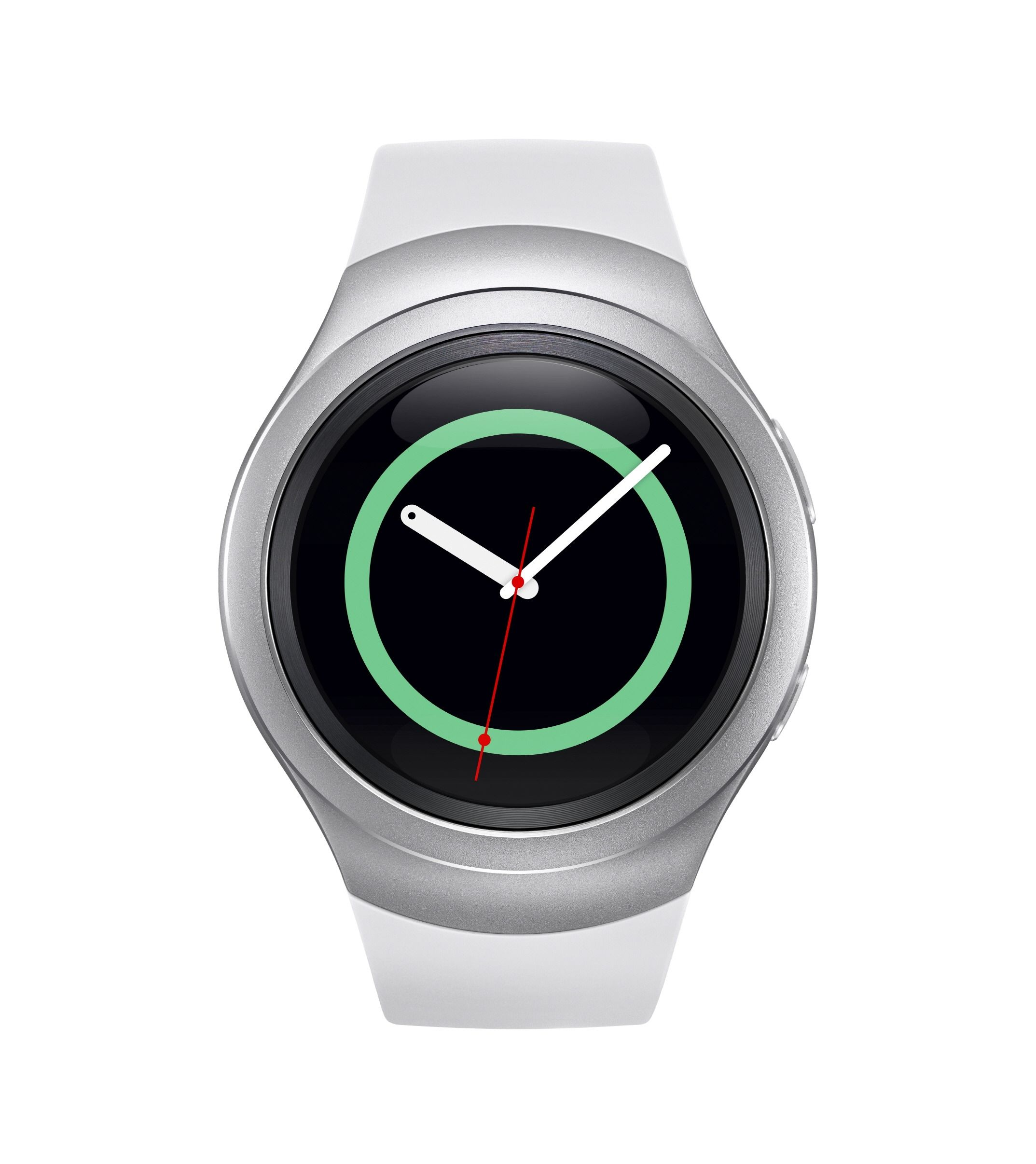 Gear S2_white front