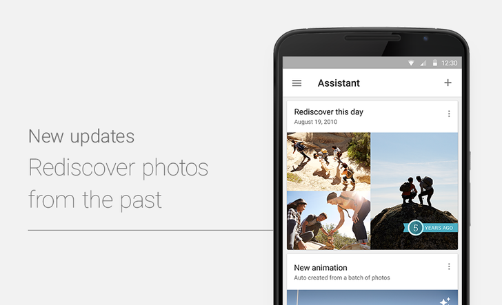 Google Photos Opt-In 'Rediscover This Day' Feature Now Rolling Out To Mobile Devices And The Web