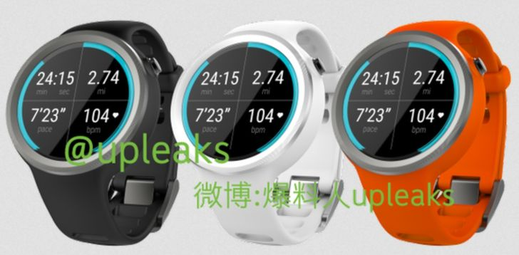 [Update: More Specs, Images] Upleaks Leaks The Fitness-Oriented Moto 360 Sport, Says Product Will Launch In November