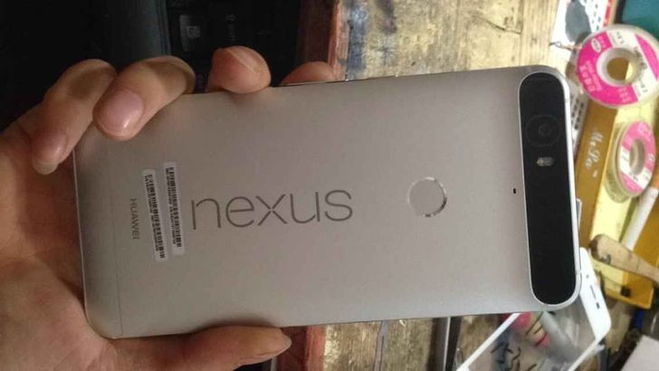 Possible Photos Of Huawei's 'Angler' 5.7-Inch Nexus Phone Appear Online