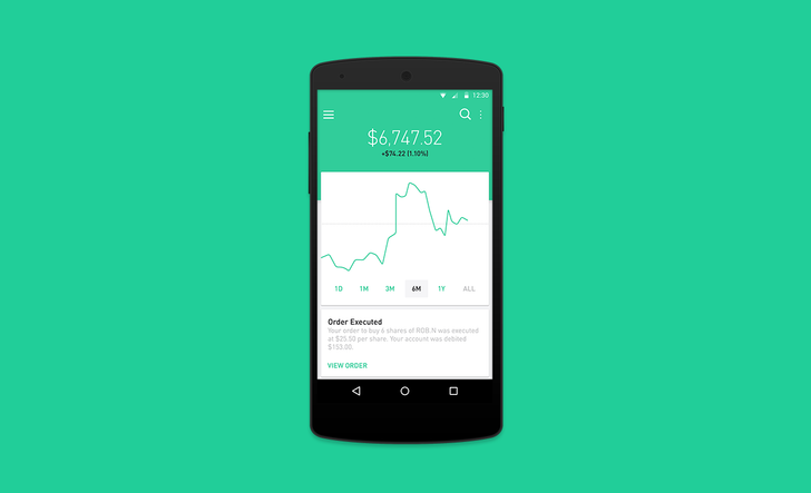 Robinhood Free Stock Market Trading App Comes To Android