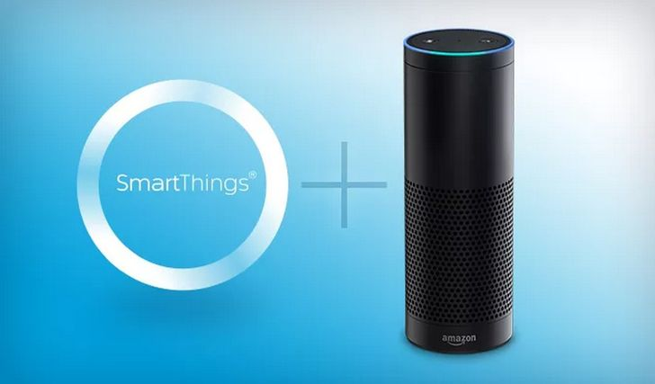 Alexa, Guess What—Amazon Echo Is Now Compatible With SmartThings