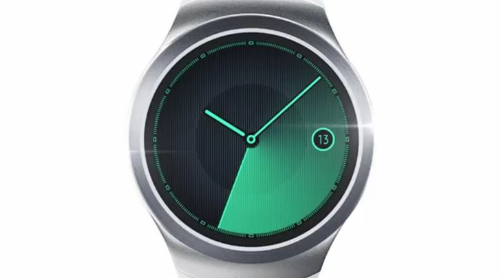 Samsung Teases The Circular Gear S2 Smartwatch In 30-Second Video
