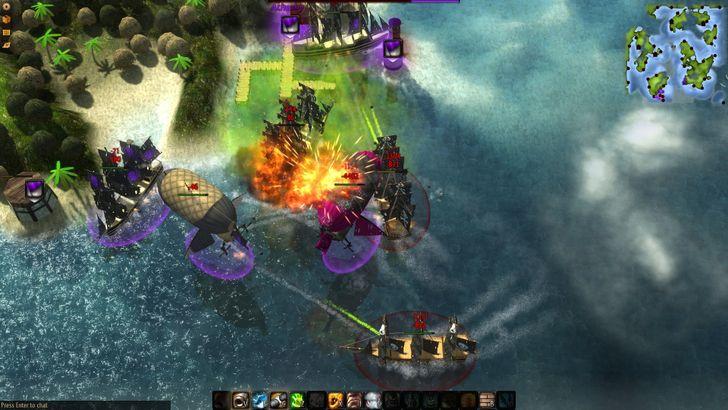 Seafaring Sandbox PC Game 'Windward' Sails Into The Play Store
