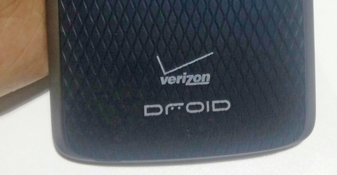 These Leaked Photos Sure Look Like Verizon's 'DROID Maxx 2,' AKA The Only Moto X Play We're Getting In The US