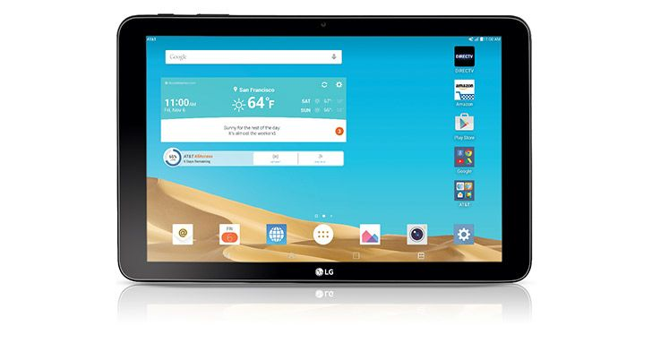 AT&T Announces The LG G Pad X 10.1, Coming September 4th For $17.50 Monthly Or $249.99 On-Contract