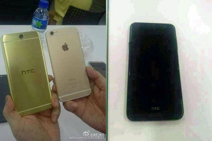 HTC's Upcoming A9 'Hero' Device Leaks Online Looking Very Much Like An iPhone