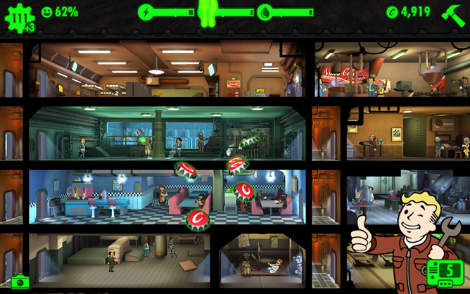 It's The End Of The World (Finally): Bethesda's Fallout Shelter Is Now Available On The Play Store