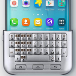 European Retailer Leaks A Listing And Price For A Blackberry-Style Physical Keyboard Accessory For The Galaxy S6 Edge+