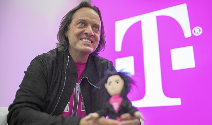 Legere Says T-Mobile Is Now Going After 'Thieves' Who Bypass Tethering Limits