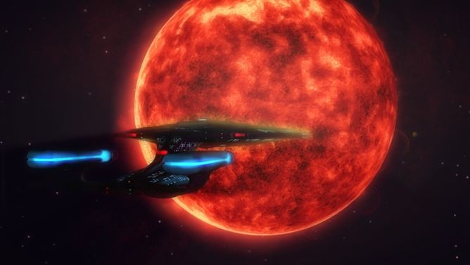Disruptor Beam (And Special Guest Q) Shows Off More Details On The Upcoming Star Trek: Timelines Mobile Game