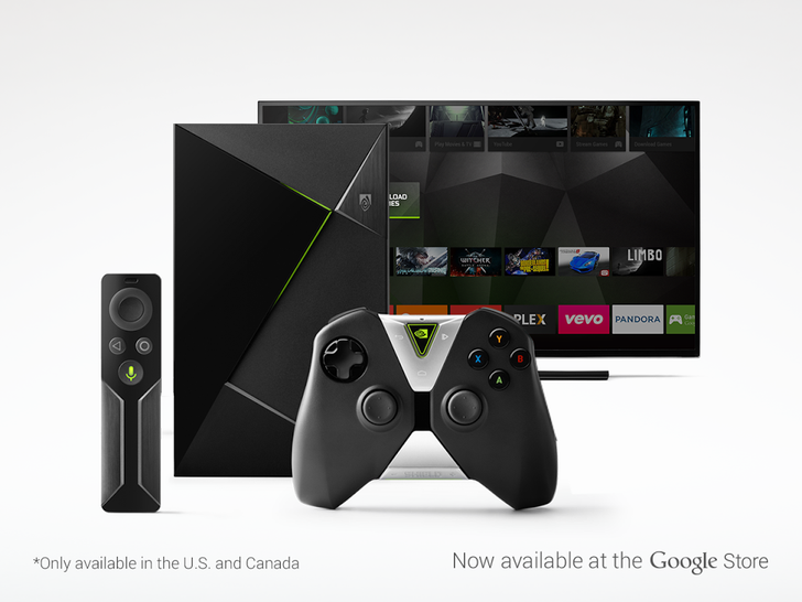 The NVIDIA SHIELD Android TV Is Now Available In The US Google Store [Update: Canada Too?]