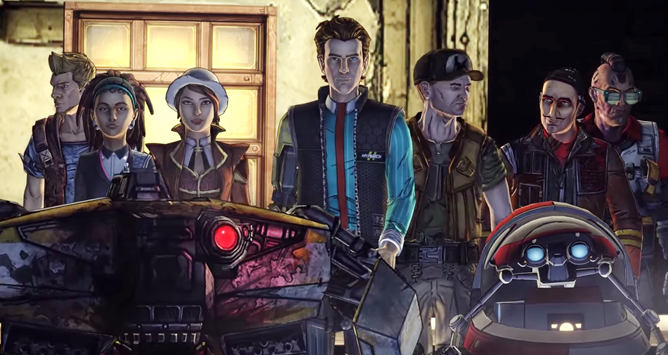 Tales From The Borderlands Episode 4, 'Escape Plan Bravo,' Is Now Available On The Play Store