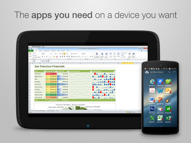 Parallels Access Updated To v3.0 With File Sharing, Universal File Manager, And More