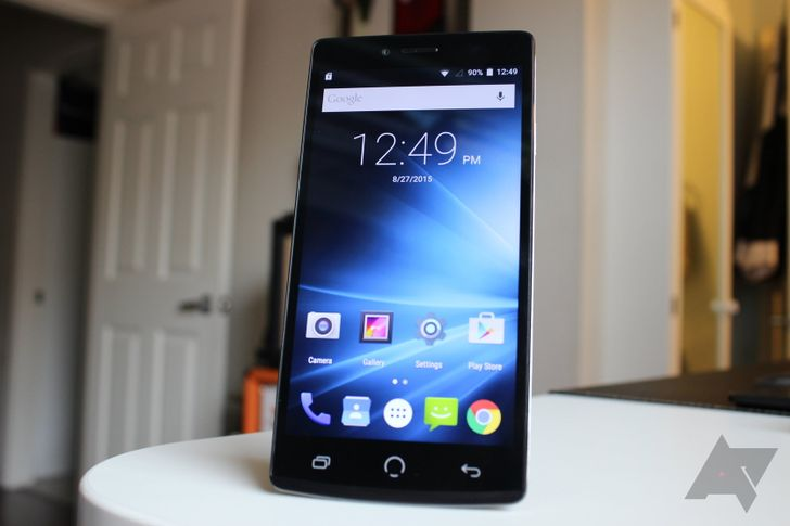 Hands-On With The Nuu Z8, A Decent New Smartphone In the $250-300 Range