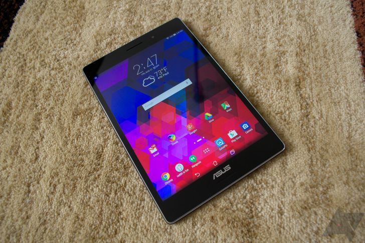 Asus ZenPad S 8.0 Review: An Almost-Great Tablet Held Back By Its Software