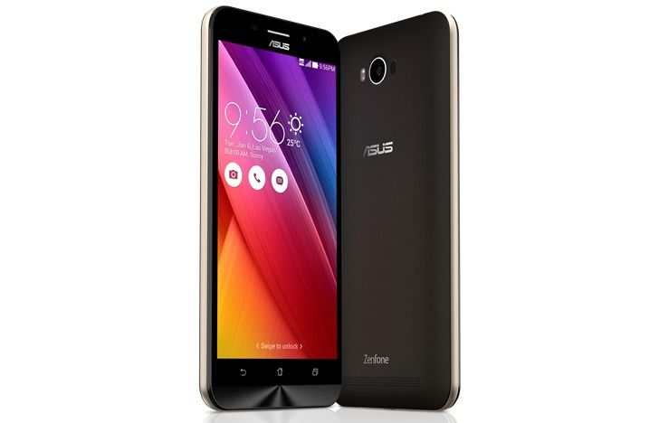 ASUS Announced A Bunch Of New ZenFones... But Only One Of Them Is Actually New, And It Has A 5,000 mAh Battery