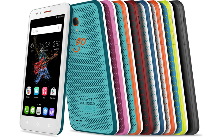 Alcatel Announces The Ruggedized GO PLAY Smartphone And GO WATCH Smart Watch