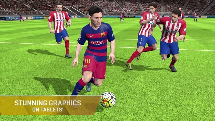 FIFA 16 Ultimate Team Is Now Available On Android, But Device Compatibility Is Strange