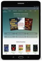 Barnes & Noble Brings Back The Nook As A Branded Version Of Samsung's 8-Inch Galaxy Tab S2