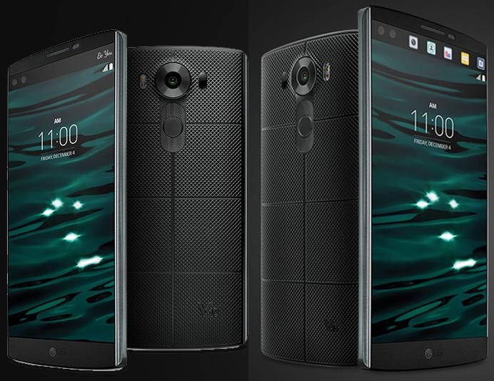 The Dual-Display LG V10 Leaks In Full On The Eve Of Announcement