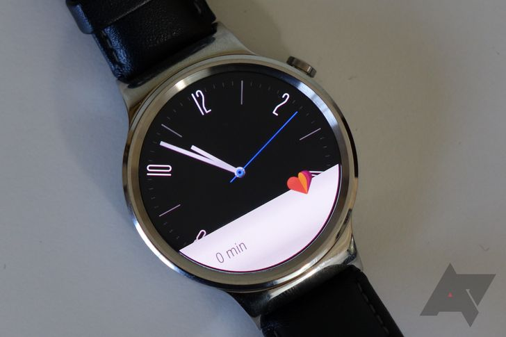 Huawei Watch 2 rumored for February debut, will add cellular connectivity