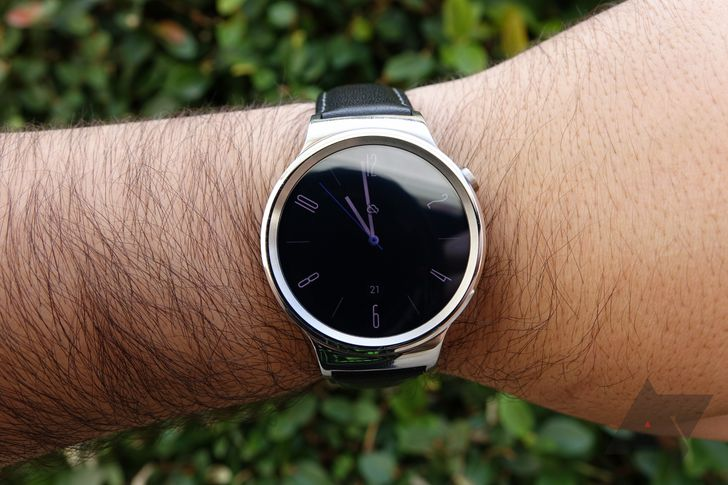 Huawei Watch Review: An Excellent First Effort From Huawei