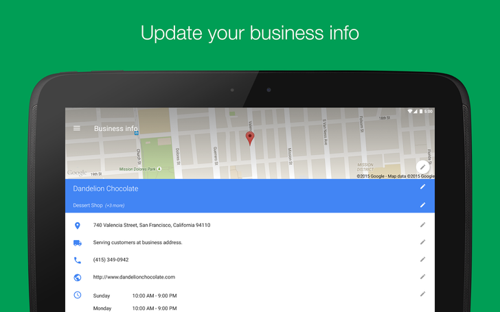 Google My Business 2.1 Introduces New Interface For Updating Your Info, Google+ Post Insights, And More