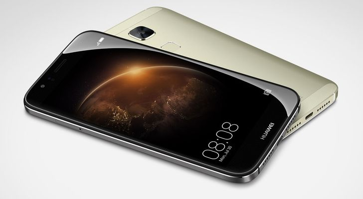 Huawei Announces The Huawei G8 With A Metal Body, 5.5-Inch FHD Display, Snapdragon 615, And 3GB RAM