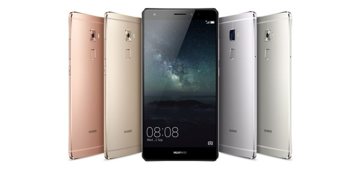 Huawei Makes The Mate S Official With A Full Metal Body, Nifty Fingerprint And Knuckle Sense 2.0 Features, And A 650 Euro Price Tag
