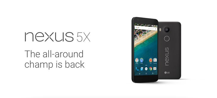 Leaked Document Reveals Full Nexus 5X Specs, Confirms 2GB Of RAM