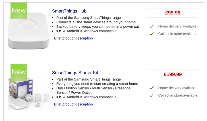 SmartThings Sails Across The Pond To Reach Smart Homes In The UK And Ireland