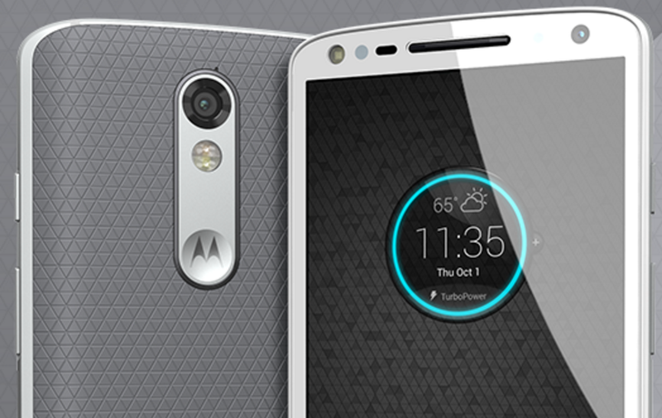 New Image Shows Previously Leaked Moto X Force (Codenamed Bounce) Coming To The US As The Verizon-Exclusive DROID Turbo 2
