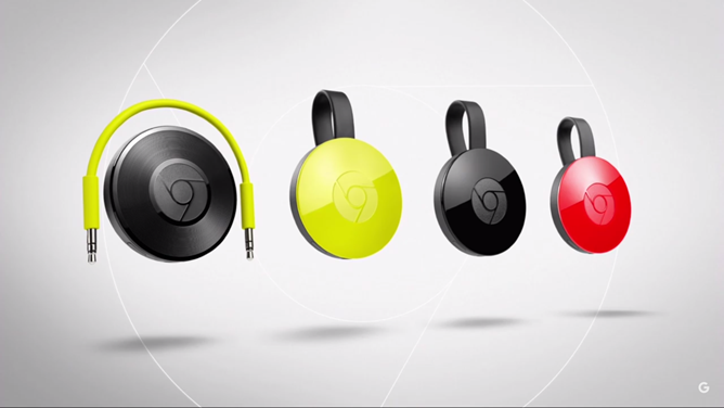Chromecast 2015 And Chromecast Audio Also Available For Pre-Order At Best Buy