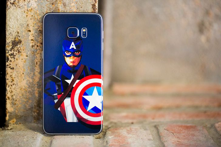 Slickwraps Hero Series Introduces Limited Edition Gadget Skins With Batman, Captain America, The Hulk, Iron Man, And Thor