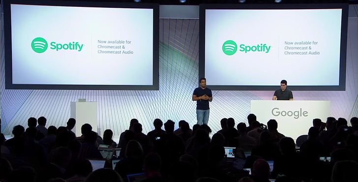 [Update: It's Official] Spotify Appears To Be Rolling Out Chromecast Support, Though It's Not Fully Enabled Yet