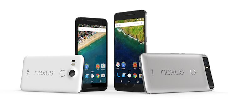 Nexus 5X VS Nexus 6P: All The Differences To Help You Decide Which One To Pick