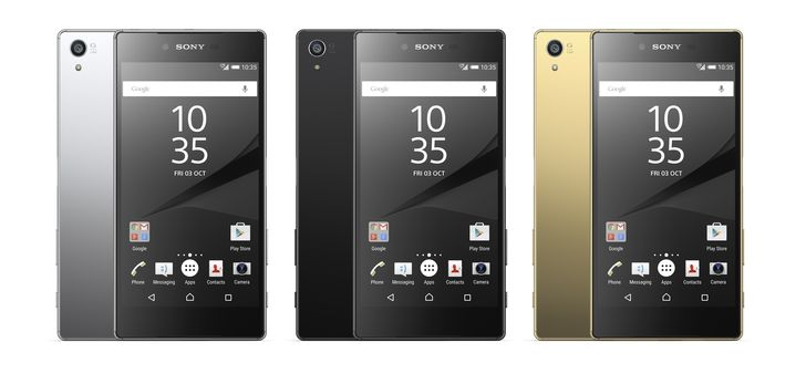 Sony's Xperia Z5 Series Pricing Surfaces Across Europe — From €549 For The Z5 Compact To €799 For The Z5 Premium, Even More In The UK
