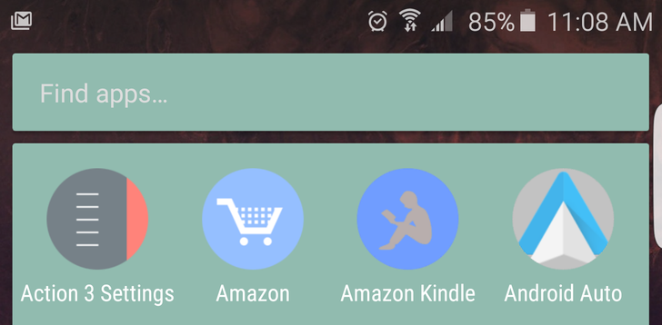 Action Launcher Updated To v3.6 With New Quickfind Feature, Updated Google Logo In Quickbar, And More