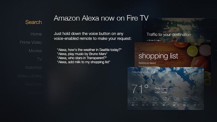 [Rumor] Amazon's Voice Assistant Alexa Might Soon Be Working A Double Shift On Fire TV
