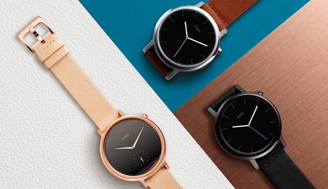 Motorola Makes The Second-Gen Moto 360 Official: Small And Large Sizes, Women's Version, Sport Model With GPS, And The Familiar Flat Tire Screen