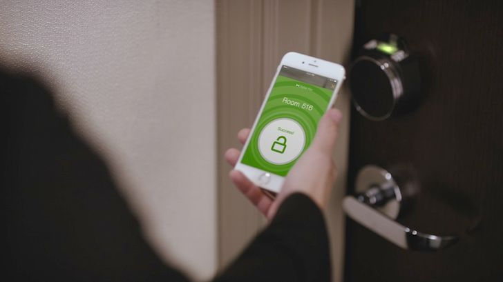 Hilton's HHonors App Gets Updated With New Digital Key To Let You Into Your Room