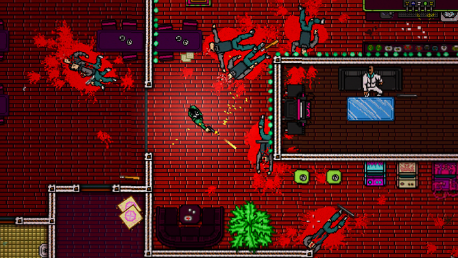 Devolver Digital Brings Hyper-Violent Brawler Hotline Miami 2 To SHIELD Hardware For $5