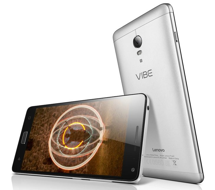 Lenovo's VIBE P1 And P1m Bring 5000mAh And 4000mAh Batteries And Fast Charging To The Midrange (But Not To North America)