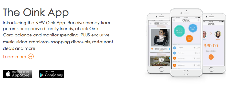 Oink Comes To Android, Allows Parents To Manage Their Children's Allowances And Funds