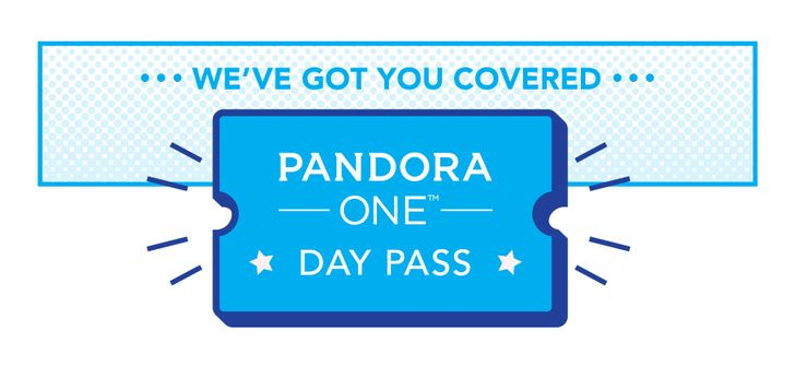 Pandora Announces $0.99 One Day Pass For Ad-Free Streaming, Launches September 10th