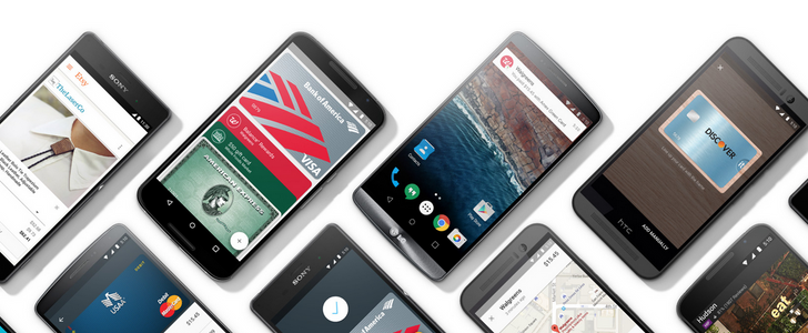 [Update: Wells Fargo Support Live] Android Pay App Will Launch Today, But Does Require The Explicit Support Of Your Credit Card Or Bank