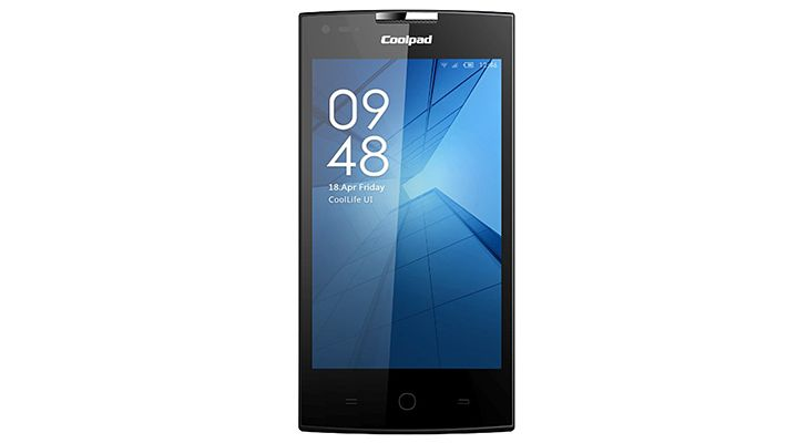 Coolpad Announces The Ultra-Budget Rogue For T-Mobile, A $50 Smartphone With Android 5.1