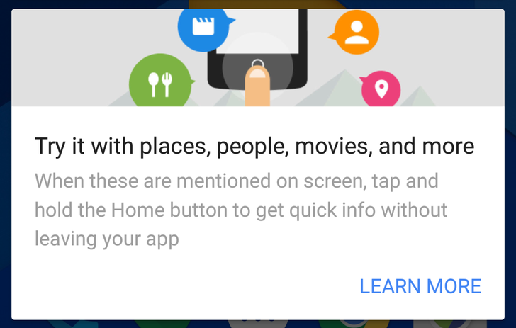 Google App v5.3 Is Rolling Out To Finally Enable Google Now On Tap For M Preview 3 Devices [APK Download] [Update: Brings Android M UI To Google Now Launcher Too]