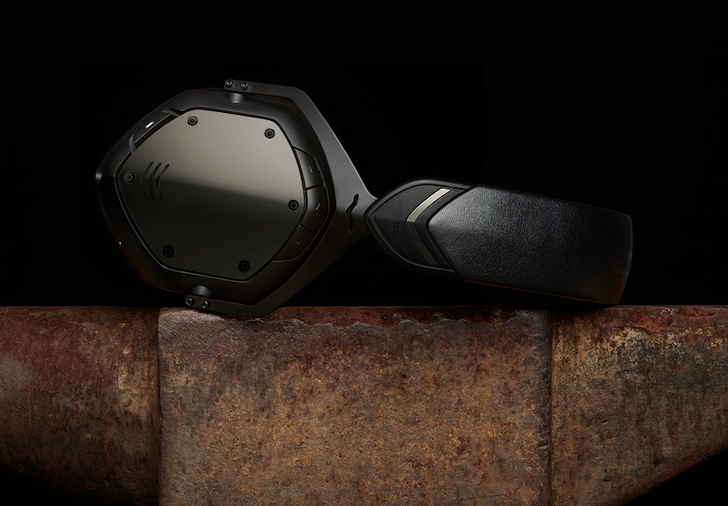 V-MODA Launches The Extravagantly Beautiful $300 Crossfade Wireless Over-Ear Headphones